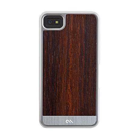 Case-Mate Artistry Woods case (rosewood)  for BlackBerry Z10