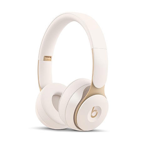 Beats Solo Pro wireless headphones (white)