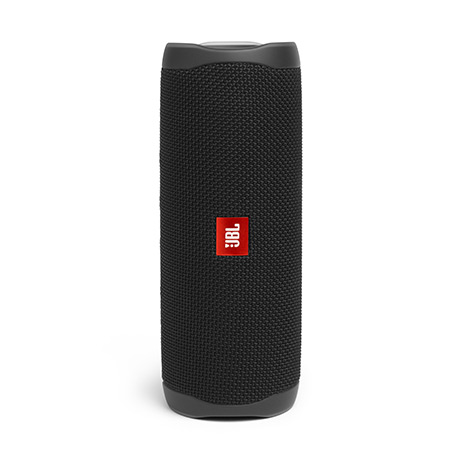 JBL Flip 5 portable Bluetooth speaker (black)