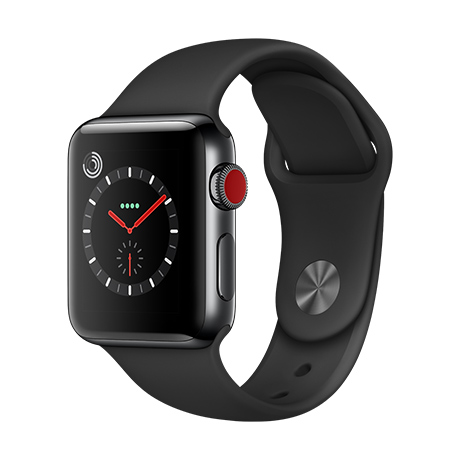 Apple Watch with Stainless Steel Case | Bell Canada