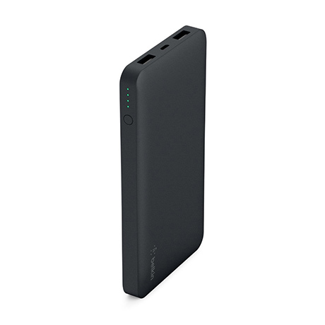 Belkin Pocket Power 10K Power Bank (black)