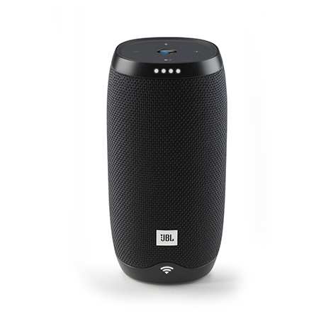 JBL Link 10 portable Bluetooth speaker (black)
