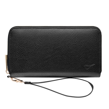 Maiko clutch/universal wallet (black)