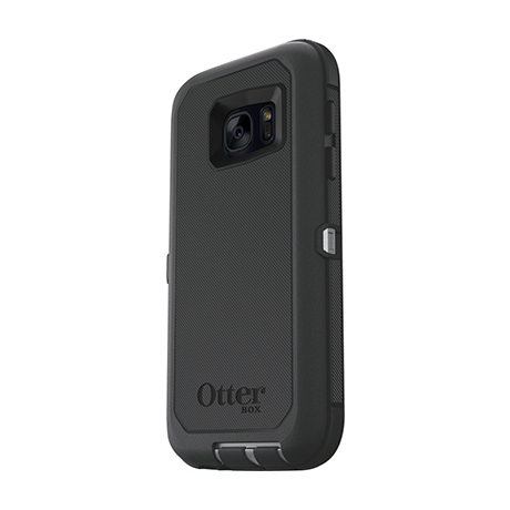 OtterBox Defender case (metal/grey) for Samsung Galaxy S7