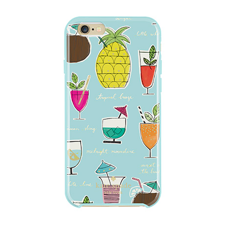 Kate Spade New York Cocktail case (blue) for iPhone 6/6s