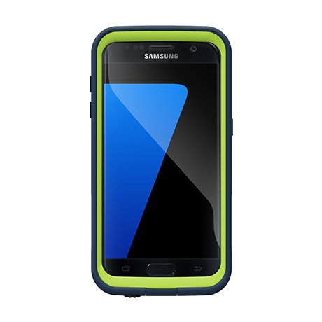 LifeProof Fre case (blue/lime) for Samsung Galaxy S7