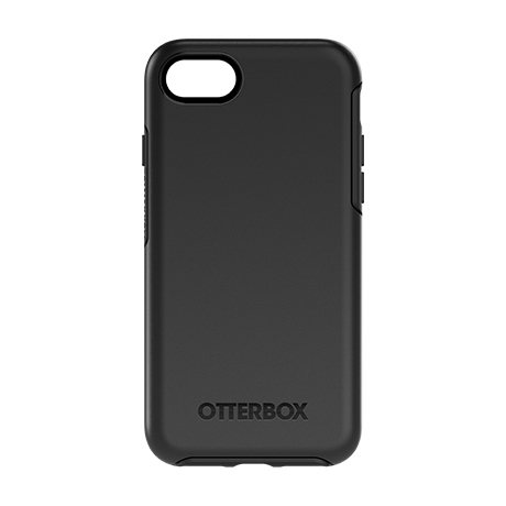 OtterBox Symmetry case (black) for iPhone 7