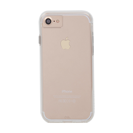 Étui Case-Mate Tough (transparent) pour iPhone 7