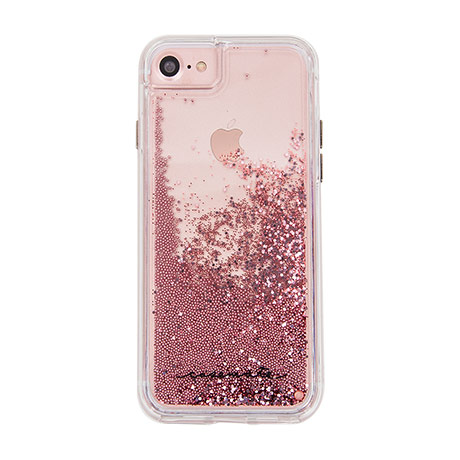 Case-Mate Naked Tough Waterfall case (rose gold) for iPhone 7