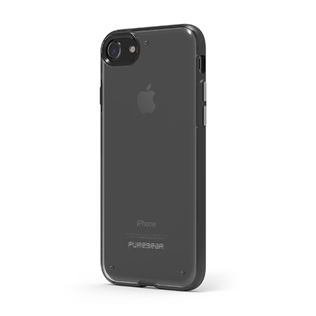PureGear Slim Shell case (black) for iPhone 7