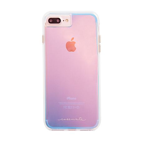 Étui Case-Mate Naked Tough pour iPhone 7 Plus (iridescent)