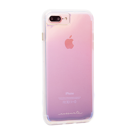 new product 6fb3f c43ce Case-Mate Naked case iridescent | iPhone 7 Plus | Bell