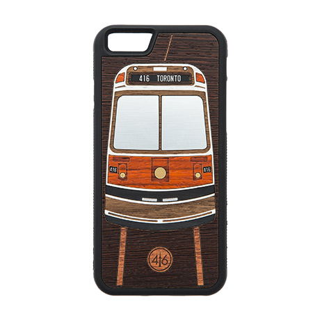 416 Streetcar case for iPhone 6/6s