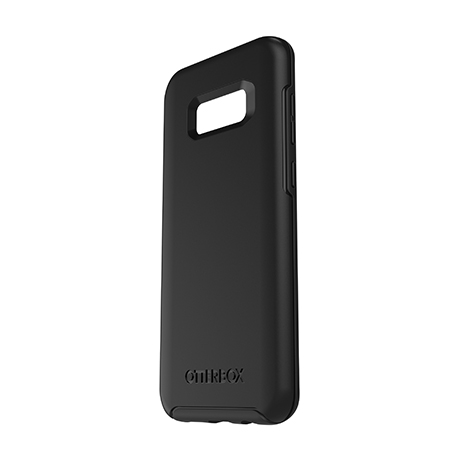OtterBox Symmetry case (black) for Samsung Galaxy S8