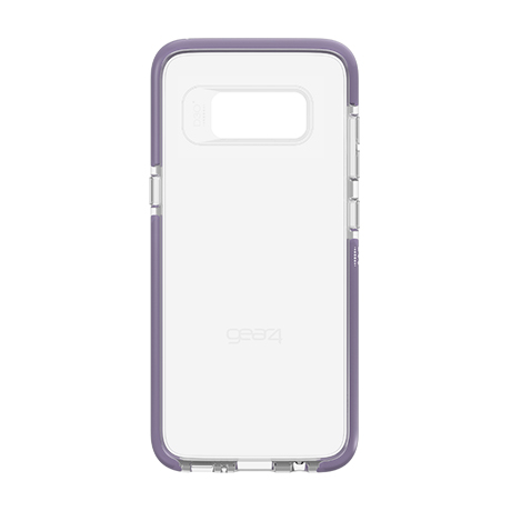 Gear4 Piccadilly case (orchid grey) for Samsung Galaxy S8