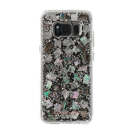 Case-Mate Karat case (mother of pearl) for Samsung Galaxy S8