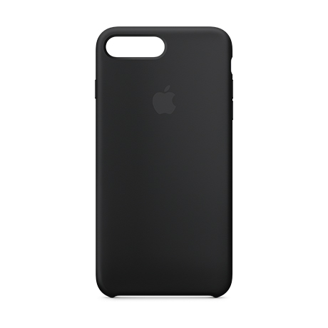 huge discount c15a9 2bc26 Apple Silicone Case black | iPhone 8 Plus/7 Plus | Bell