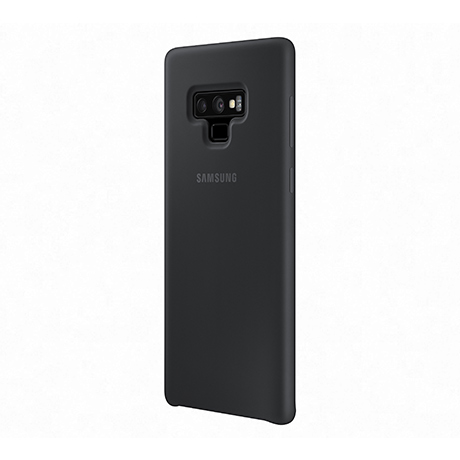 Samsung Silicone Cover (black) for Samsung Galaxy Note9