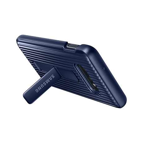 Samsung Protective Standing Cover (blue) for Samsung Galaxy S10e