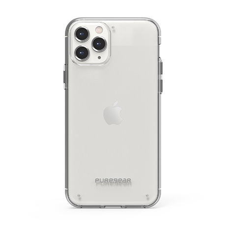 PureGear Slim Shell case (clear) for iPhone 11 Pro