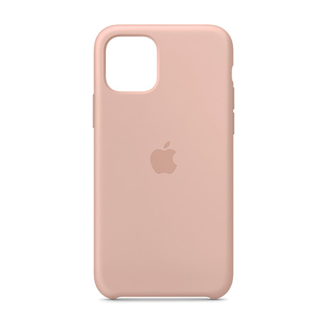 Apple Silicone case (pink sand) for iPhone 11 Pro