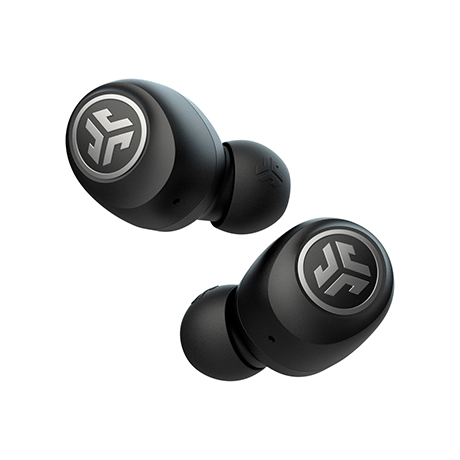 JLab GO Air true wireless earbuds (black)