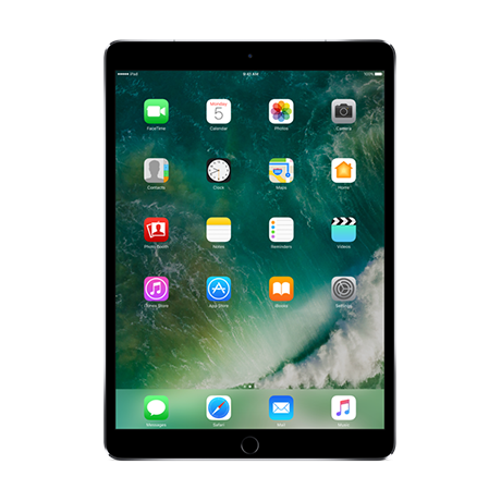 iPad Pro 10.5 - 101705 - Space Grey - Default