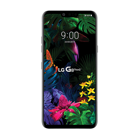 LG G8 ThinQ  128GB -103881-Black-Default