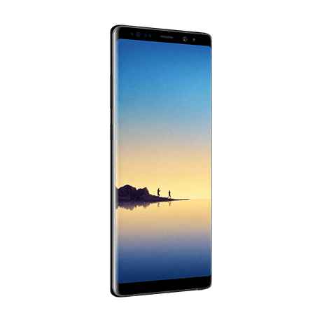 Samsung Galaxy Note 8 - 102081 - black -default