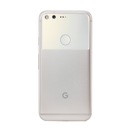 Pixel™ , Phone by Google - 101418 - Silver - default