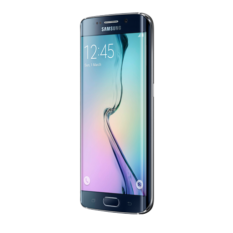 Samsung Galaxy S6 Edge - Black- 32 GB