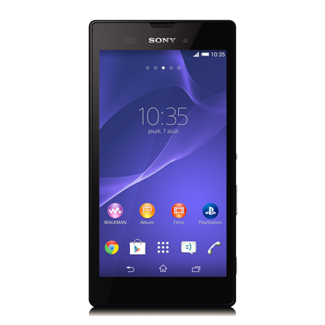 Sony Xperia<sup>MC</sup> T3