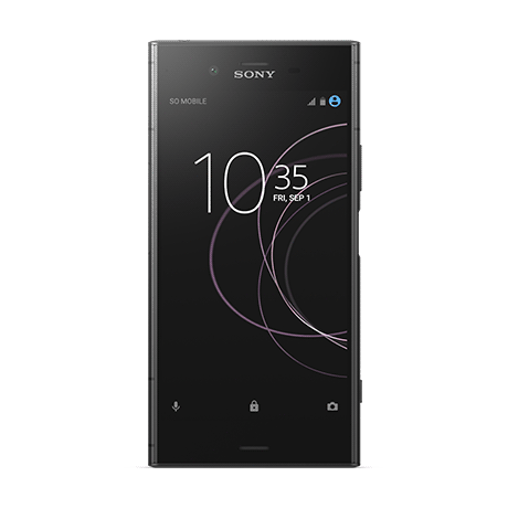 Sony Xperia<sup>MC</sup> XZ1