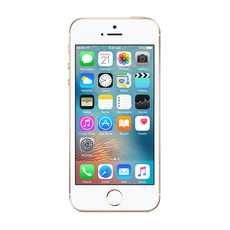 Apple iPhone SE - March 21 - Gold 16 GB