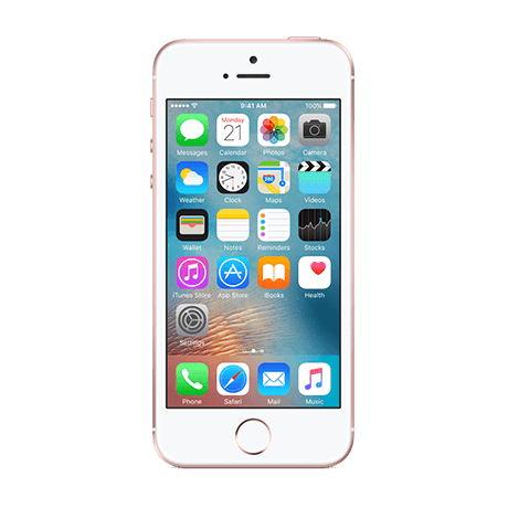 Apple iPhone SE - March 21 - Rose Gold 16 GB