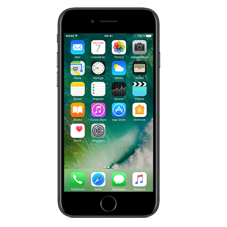 Apple iPhone 7 - 101051 - 32gb black - default