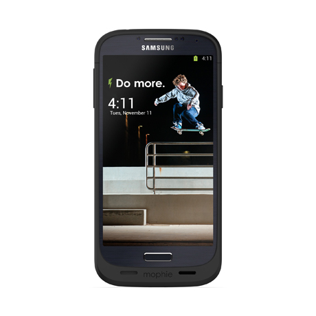 Mophie juice pack (black) for Samsung Galaxy S4