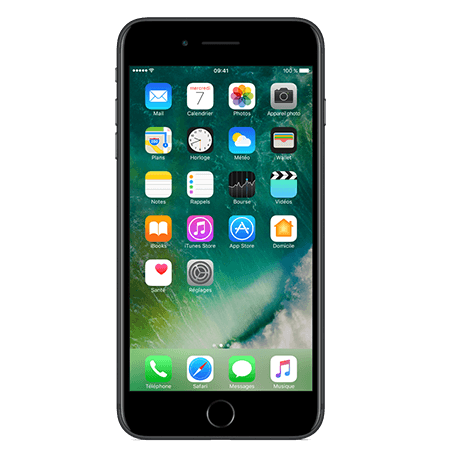 Apple iPhone 7  plus - 101063 - 32gb black - default