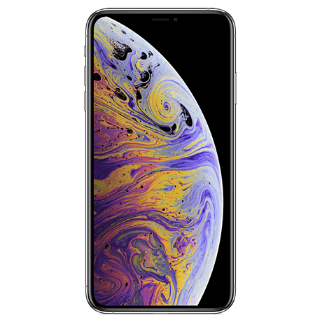 iPhone XS MAX- 256GB - Silver - 102176