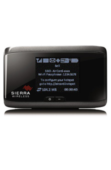 4G LTE Sierra Wireless 763