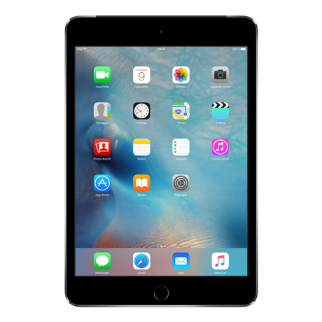 The fourth-generation iPad (marketed as iPad with Retina display, colloquially referred to as the iPad 4) is a tablet computer produced and marketed by Apple Inc. Compared to its predecessor, the third-generation iPad, the fourth-generation iPad maintained the Retina Display but featured new and upgraded components such as the Apple A6X chip and the Lightning connector, which was introduced on.