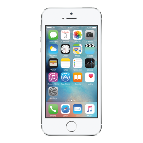 Apple iPhone 5s Silver - 16GB