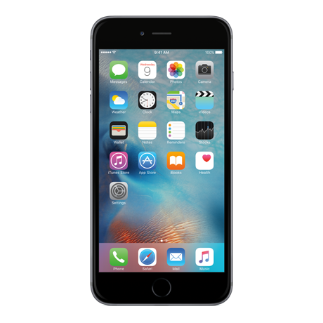 Apple iPhone 6 Plus - 16 GB Grey - 79457