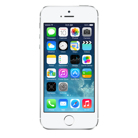 Apple iPhone 5s - Silver