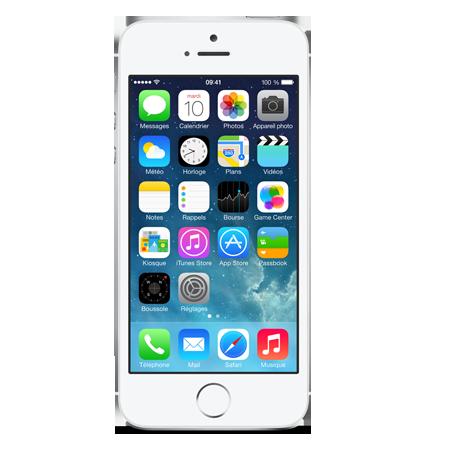 Apple iPhone 5s, de Bell Mobilité - Bell Canada