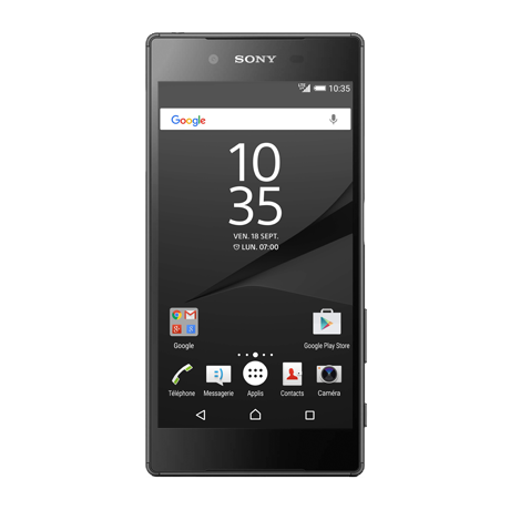 Sony Xperia<sup style='font-size:0.5em'>MD</sup> Z5