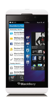 Image - BlackBerry® Z10