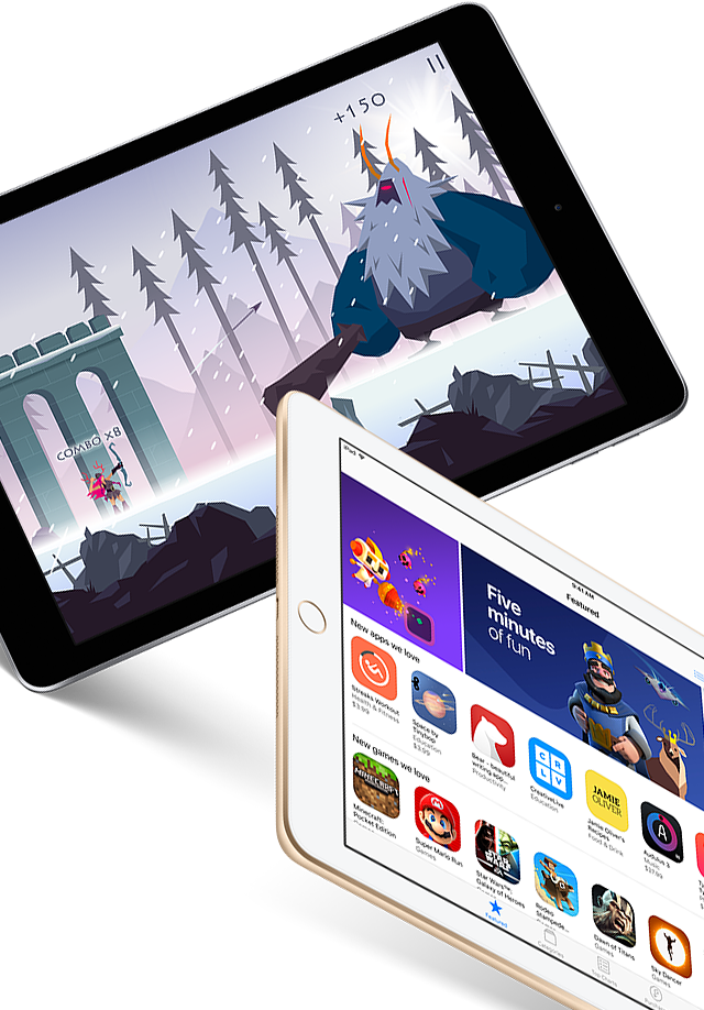 Millions of Apps Designed for iPad