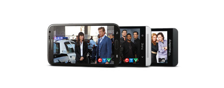 Watch your favourite shows on the go.