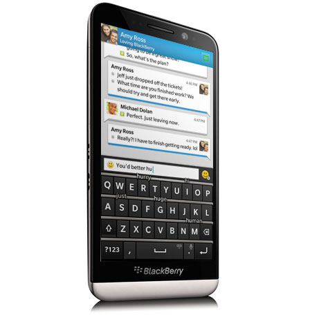 BlackBerry® Z30